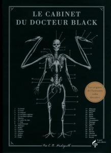 Le cabinet du docteur black (couverture)