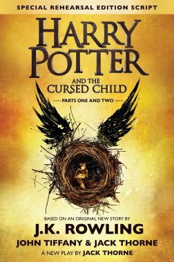 Harry Potter and the Cursed Child (couverture)