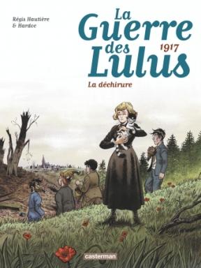 La guerre des Lulus T4 (couverture)