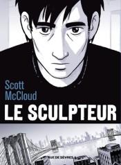Le Sculpteur (couverture)