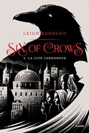 Six of Crows T2 (couverture)