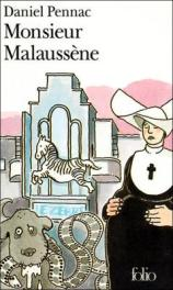 Saga Malaussène - Monsieur Malaussène (couverture)
