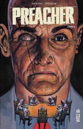 Preacher, T5 (couverture)