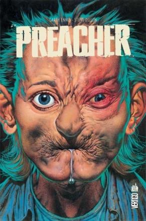 Preacher, T6 (couverture)