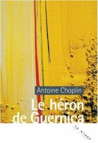 Le héron de Guernica (couverture)