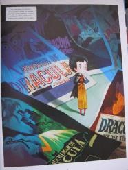 Chaque jour Dracula (planche)