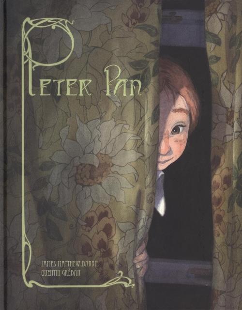 Peter Pan (Gréban) (couverture)
