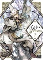 L'atelier des sorciers T3 (couverture)