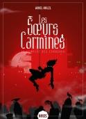 Les soeurs Carmines, T1 (couverture)