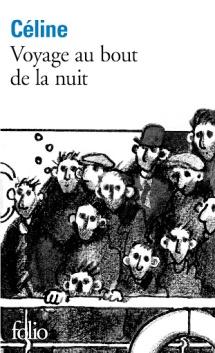 Voyage au bout de la nuit (couerture)